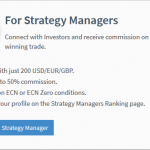 Forex Strategy Managers