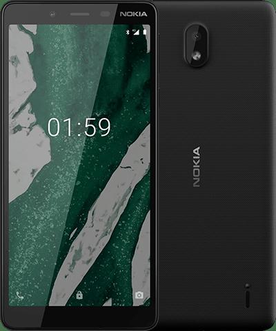 Nokia one plus black