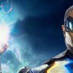 black lightning Background Image