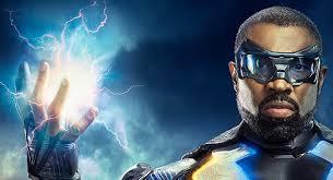black lightning Header Image